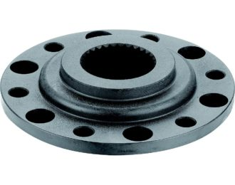 Agriculture Flange-Forging and Machining Process