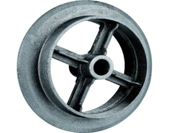 Agriculture cast wheel-sand casting Process-2