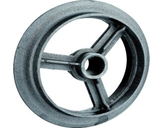 Agriculture cast wheel-sand casting Process-3