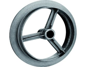 Agriculture cast wheel-sand casting Process-5.