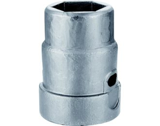 Auger drilling parts – Hex and Square hubs 2 5/8″ Hex X 8″ (H262)