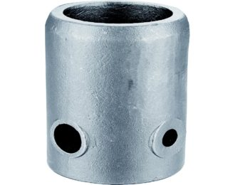 Auger drilling parts – Hex and Square hubs 2 9/16″