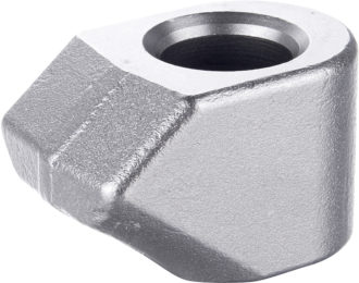 Round shank bits-Tooth C4F