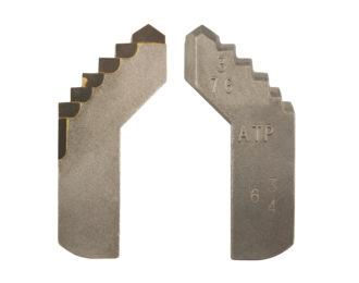 Anschweißflügel Ø 6-3/4″  für Hohlbohrschnecke- Spülrohr 3″ / 76mm