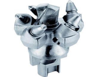 Auger drilling parts – Pilot Drill Bit C6 – 1.50 – 0.78